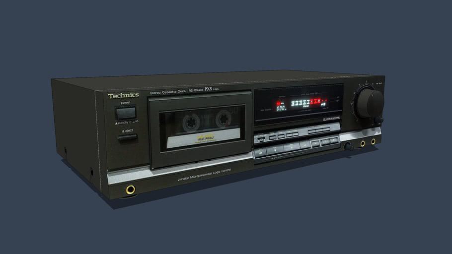 Technics - Stereo Deck