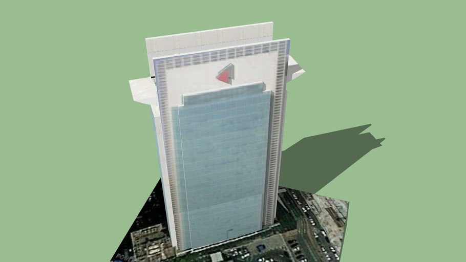 ADCB Headquarters, Abu Dhabi