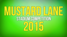 FC PIGEON ~ MUSTARD LANE ~ STADIUM COMPETITION ~ COLLECTION