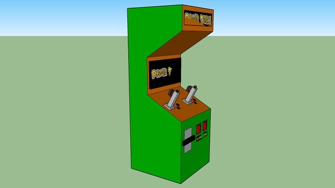 Power Tanks Arcade Game