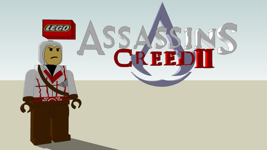 Lego Assassin S Creed 2 3d Warehouse