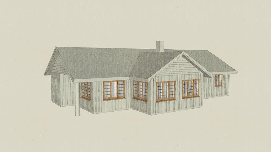 Cabin Lykkja