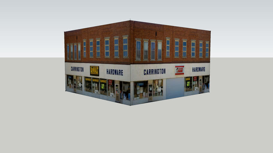 3D Hardware Store