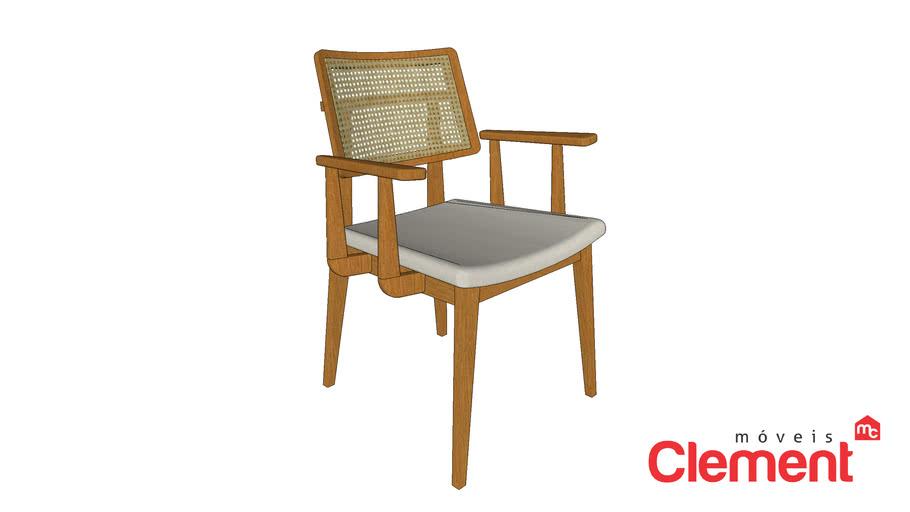BELMONT_Cadeira com braço
