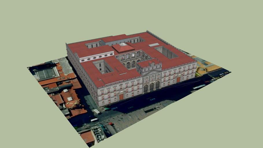 1er lugar: Palacio de Minería, D.F.