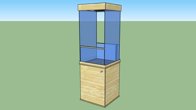 Aqua-paludarium en creation