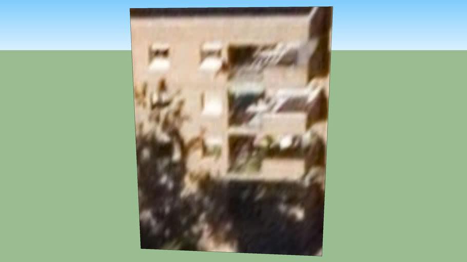Сграда на адрес: Валенсия, Испания