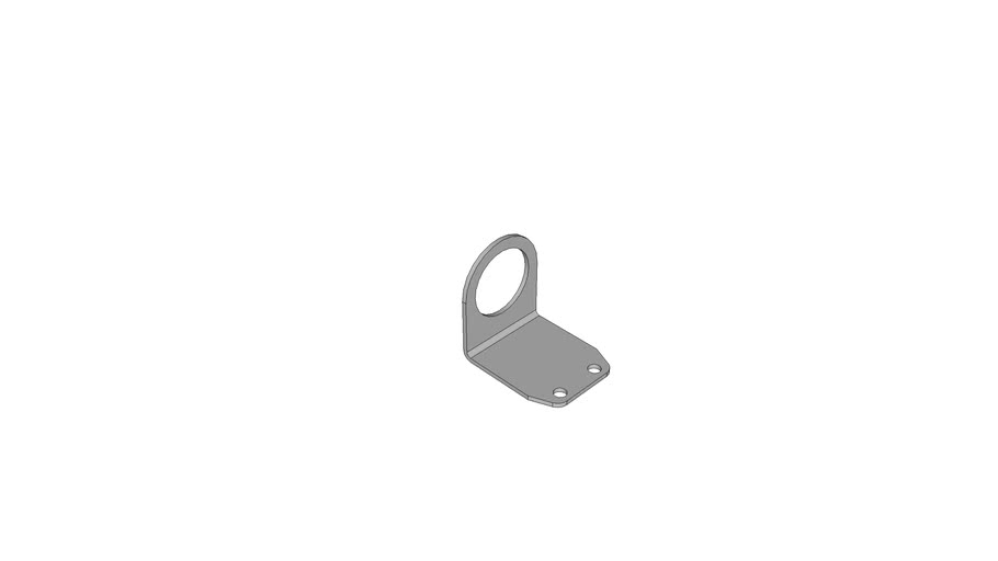 Mounting bracket, Series MC-M-N (C114-ST/2)
