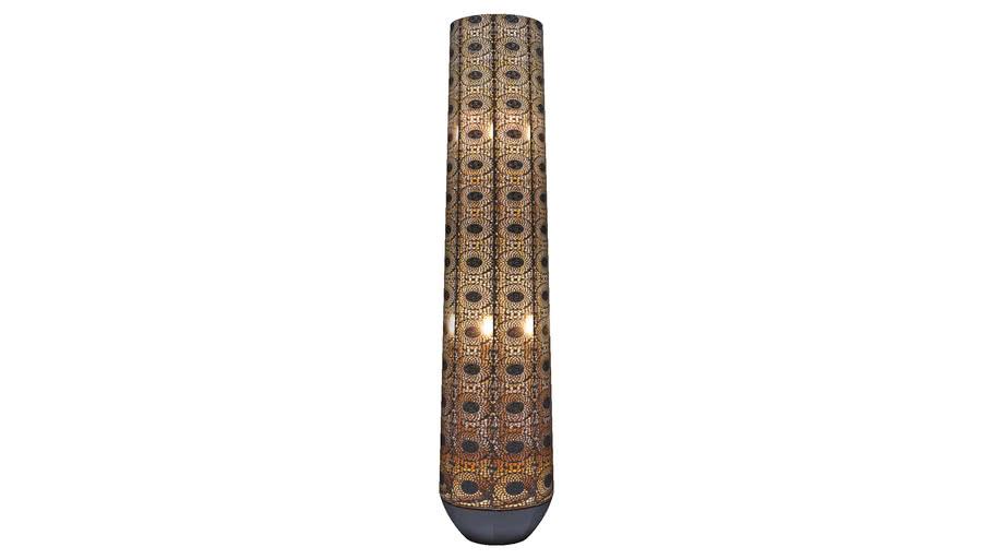 39423 Floor Lamp Sultan Cone 120cm