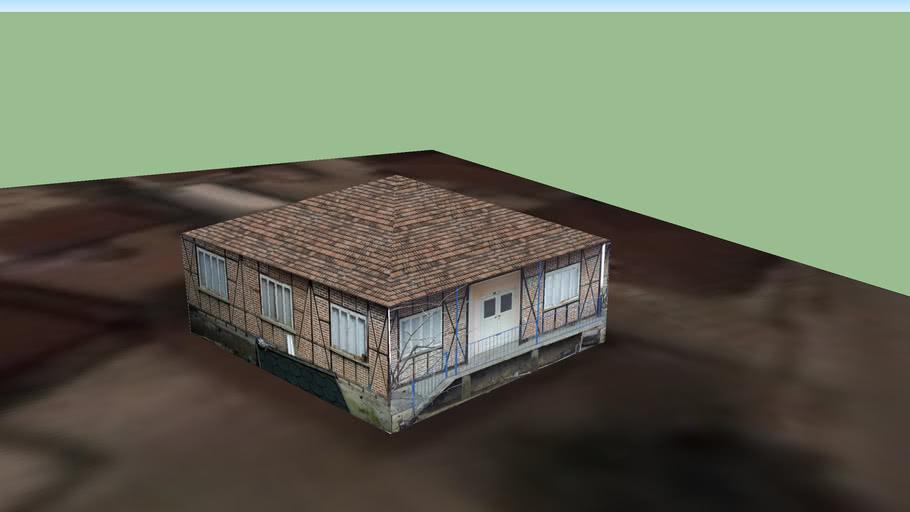 Klasik eski ev