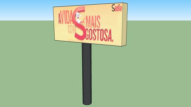 Entrada Sadia-Toledo-PR