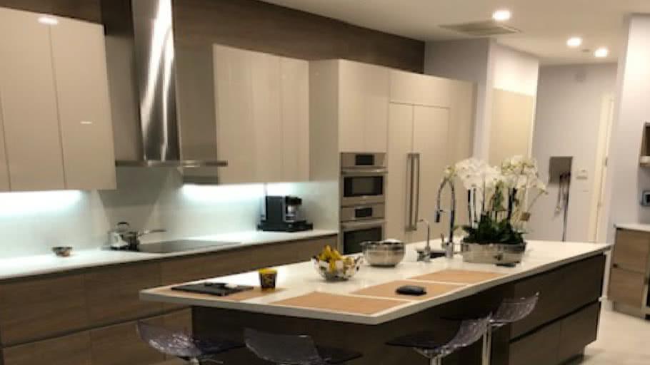 Luxurious Kitchen 3d Warehouse
