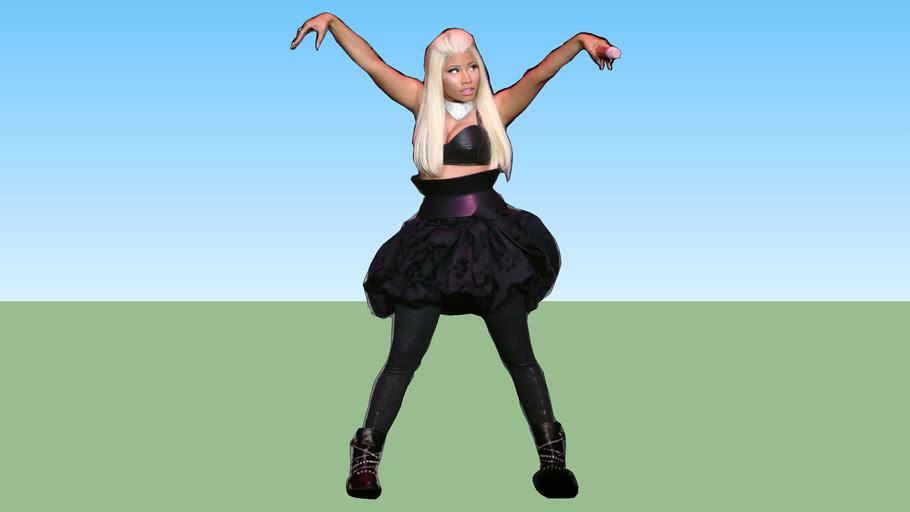 """Nicki Minaj - """"Pink Friday: Reloaded Tour"""""""