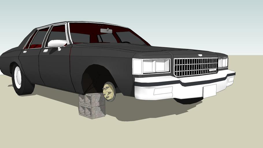 3 Wheel Caprice