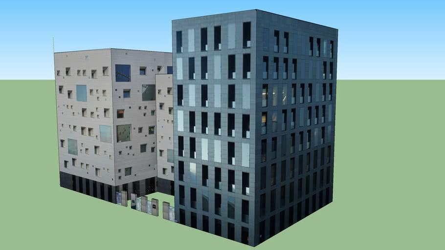 Immeuble Ehundura Nantes