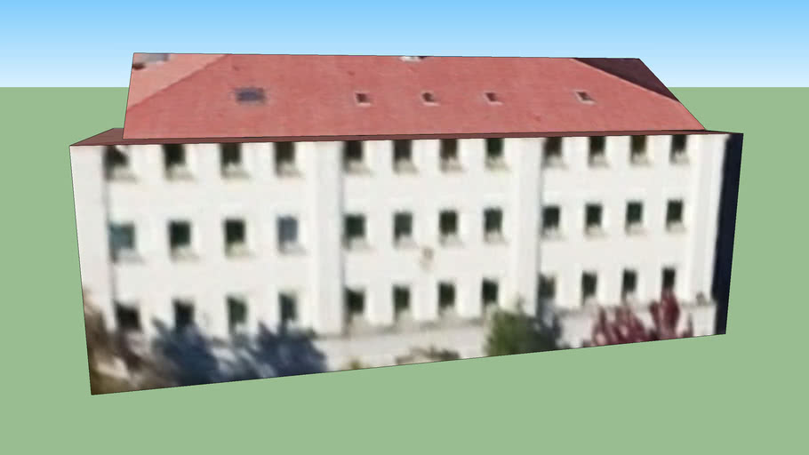 Dortmund, Almanya adresindeki yapı