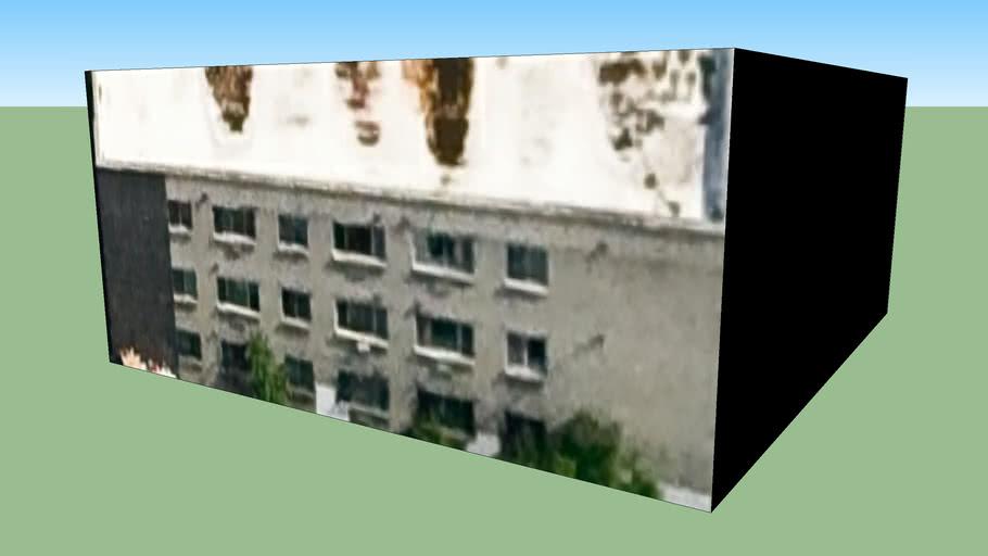 Edificio en Milwaukee, Wisconsin, EEUU
