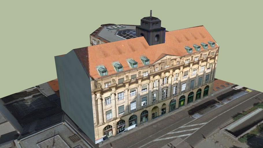 Dresdner Bank in der Leipziger City