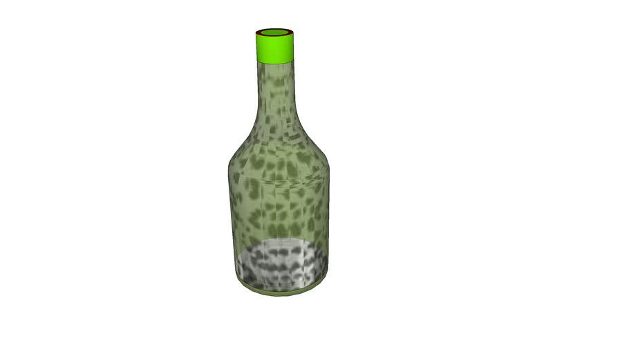 Mottled Bottle
