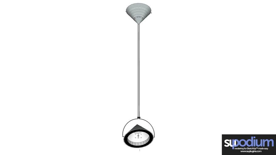 Podium Browser Artemide Mikado160L CE light fixture