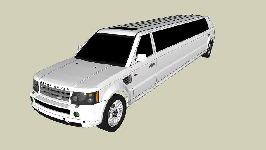 Range rover Sport Limosine