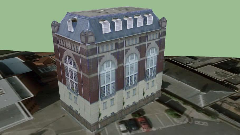 George's Brewery Building, Finzels Reach, Bristol