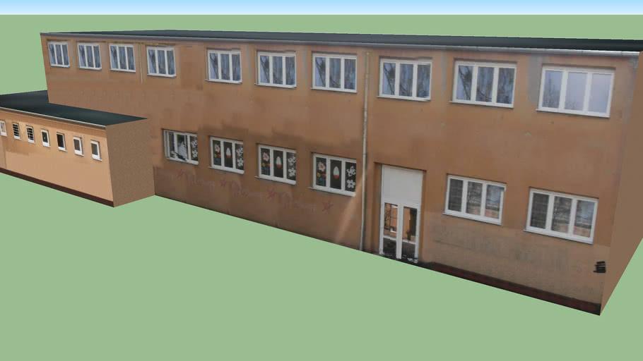Budova špeciálnej základnej školy