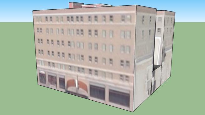 Building in Casper, WY 82601, USA