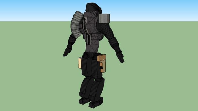 Pangean Grunt troop (100%)