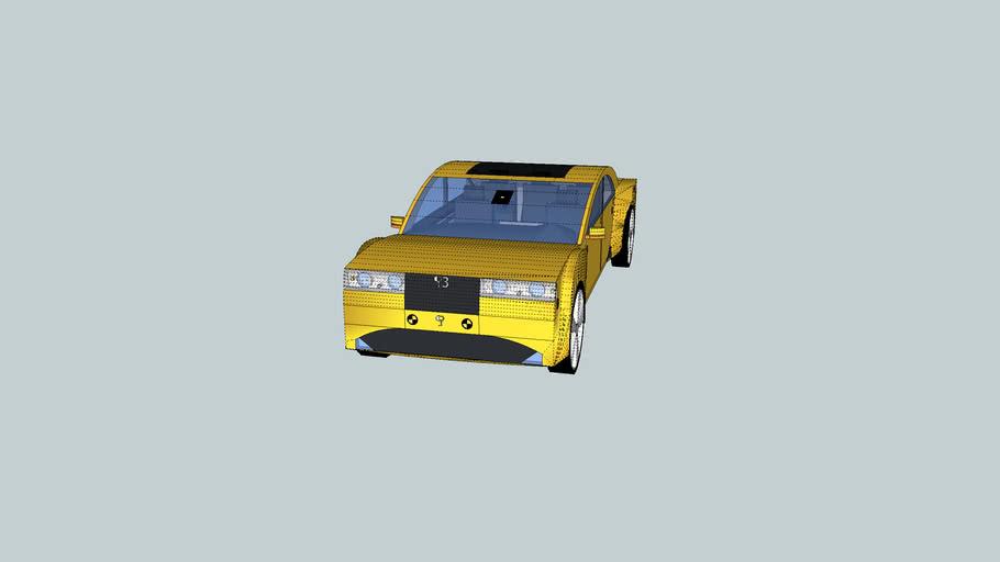 SP3 crashtest auto