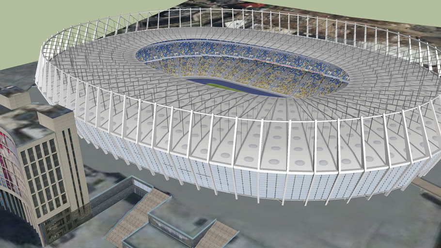 Olimpiyskiy National Sports Complex