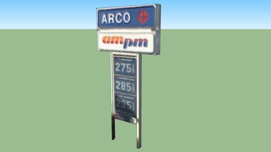 AMPM Sign in Vancouver, WA, USA