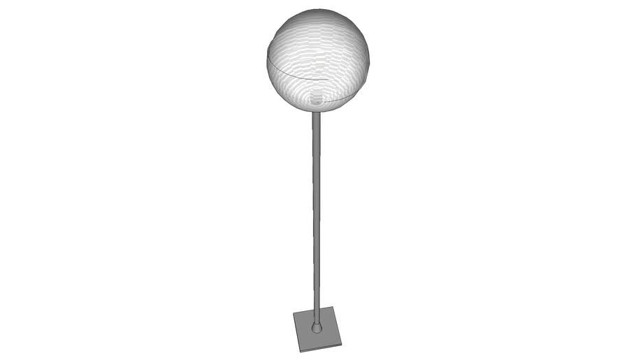 Penta Moon Lamp