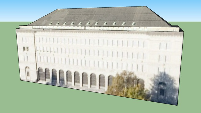 Edificio in Zurigo, Svizzera