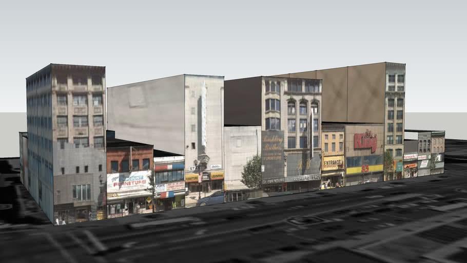 Market Street, Newark