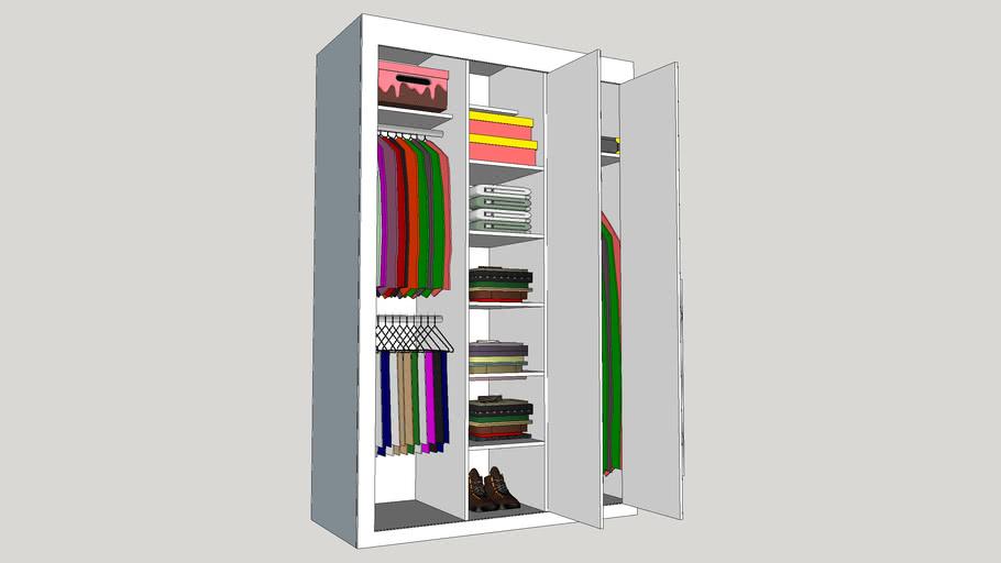 tree doors wardrobe