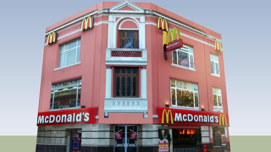 Mc Donald's de Plaza España
