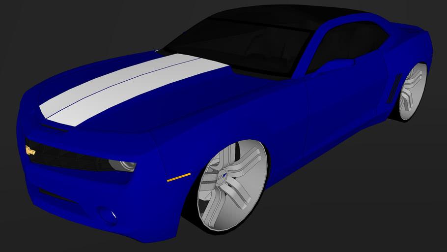 Modified Chevrolet Camaro
