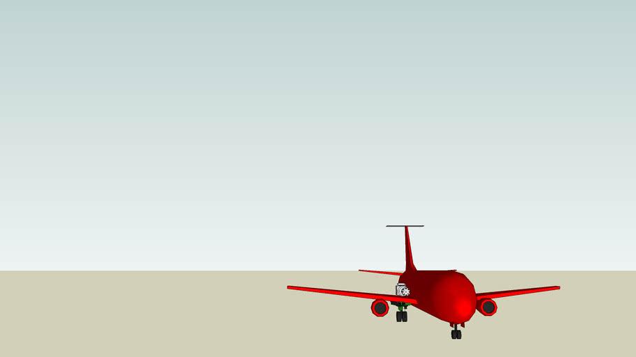plane of the redmen