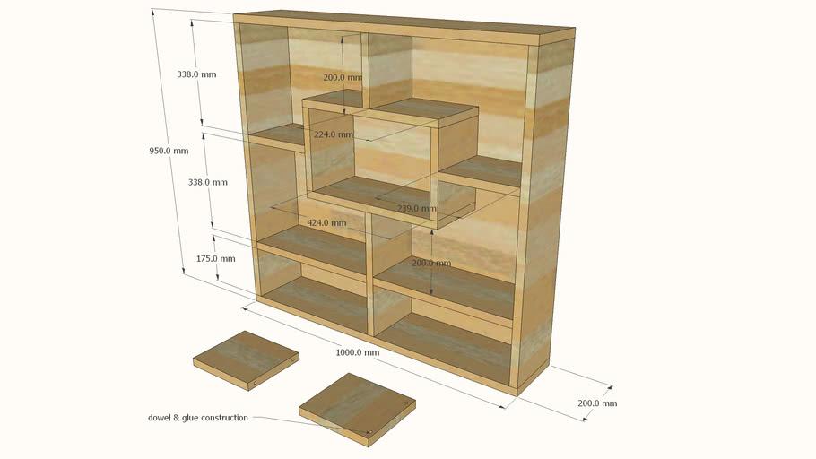 Display/Storage Unit
