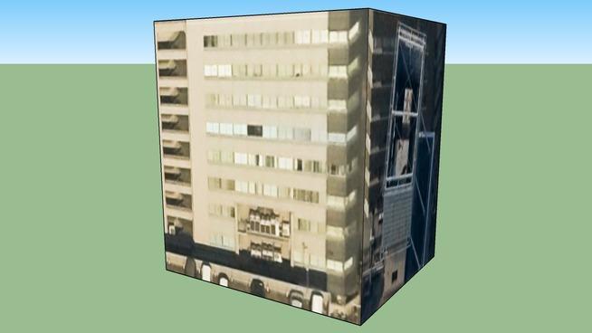 Building in Ōsaka City, Ōsaka Prefecture, Japan
