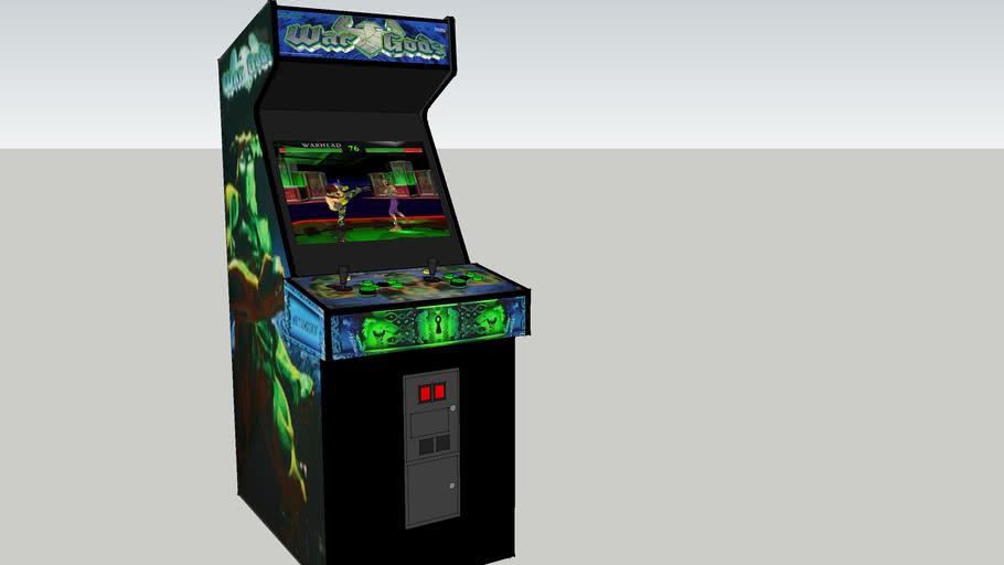War Gods Arcade Game