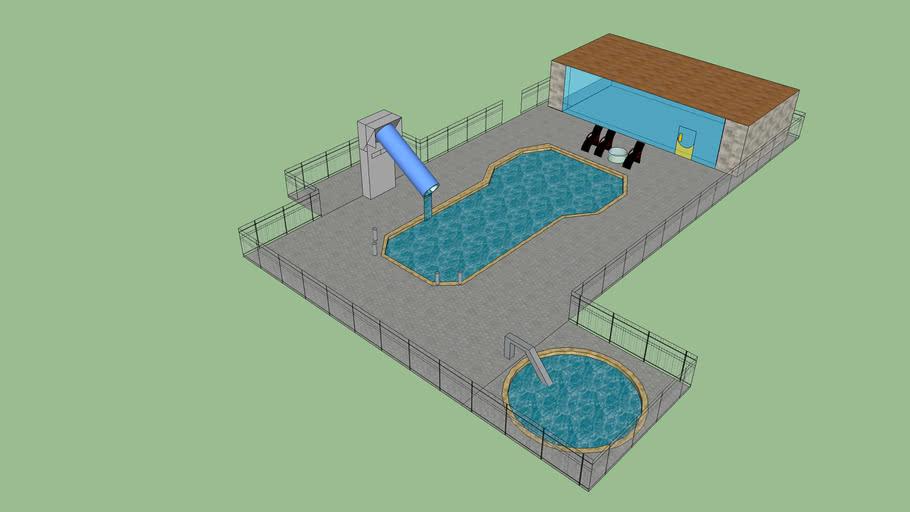 club pool