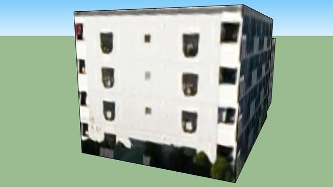 Building in Saitama, Saitama Prefecture