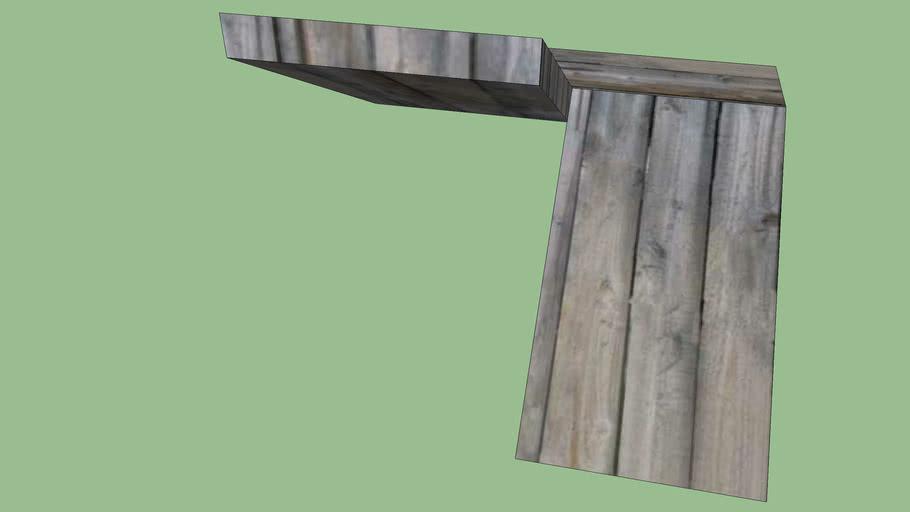 rust stairway