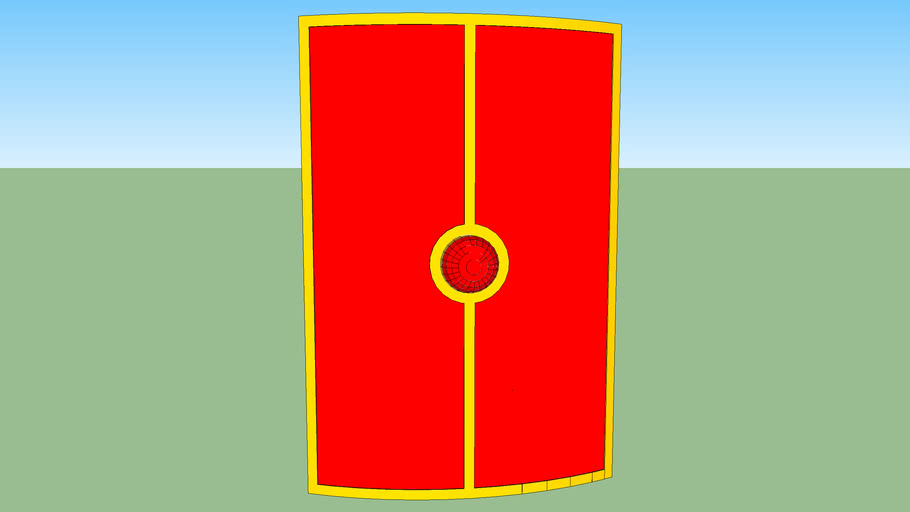 Roman Legion shield