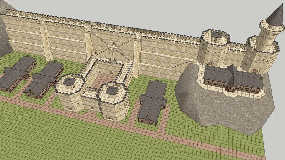 GENERICA Castle: Great Wall