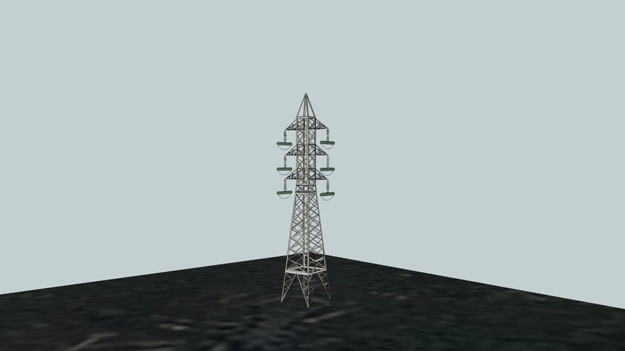 ultima torre de colina da serra