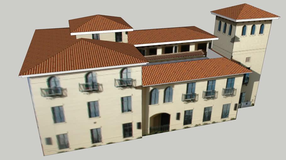 Building in dallas