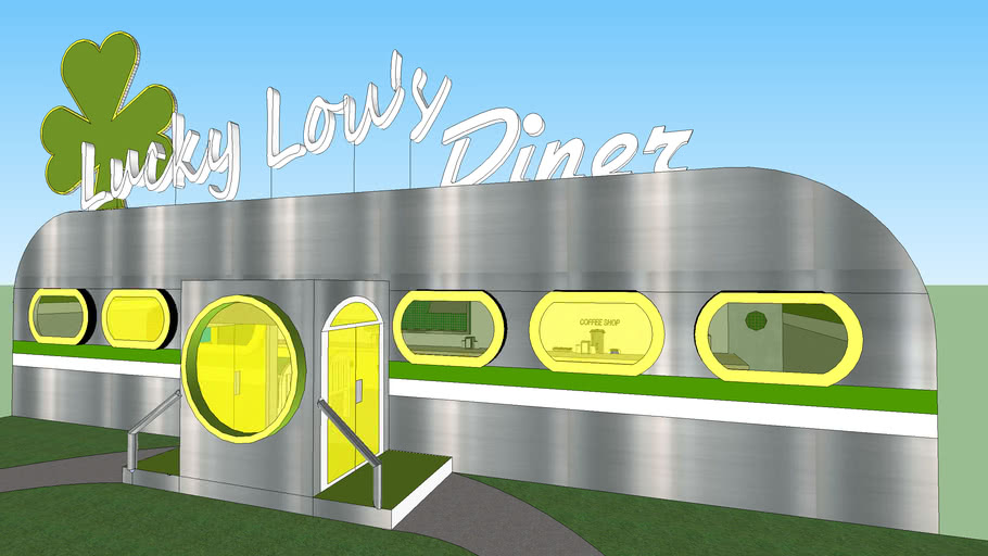 Lucky Lou's Diner